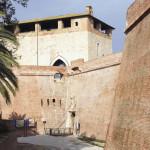 Bastione Santa Lucia e Cassero Senese, Grosseto. Author Petitverdot. No Copyright