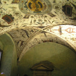 Camera Verde, Quartiere di Eleonora, Palazzo Vecchio, Firenze, Italia. Author and Copyright Marco Ramerini