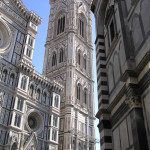 Campanile de Giotto, Florence, Italie. Author and Copyright Marco Ramerini,