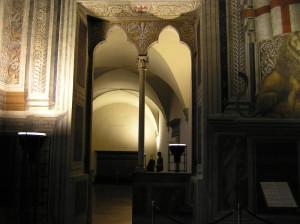 Cancelleria, Palazzo Vecchio, Firenze. Author and Copyright Marco Ramerini