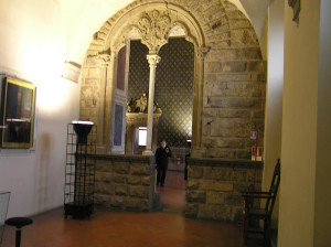 Cancelleria, Palazzo Vecchio, Firenze. Author and Copyright Marco Ramerini