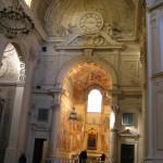 Cappella Brancacci, Chiesa di Santa Maria del Carmine, Firenze. Author and Copyright Marco Ramerini.