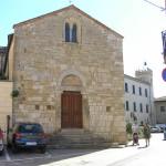 Chiesa di San Martino, Magliano in Toscana, Grosseto. Author and Copyright Marco Ramerini