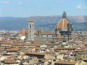 Duomo, Florence. Author and Copyright Marco Ramerini.