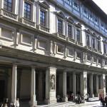 Galería Uffizi, Florencia. Autor y Copyright Marco Ramerini,