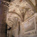 I dipinti del cortile di Palazzo Vecchio, Firenze, Italia. Author and Copyright Marco Ramerini