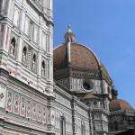 Il Campanile di Giotto e il Duomo, Firenze, Italia. Author and Copyright Marco Ramerini