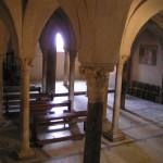 La Cripta. Basilica di San Miniato al Monte, Firenze. Author and Copyright Marco Ramerini