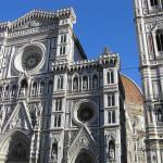 La facciata del Duomo, Firenze, Italia. Author and Copyright Marco Ramerini