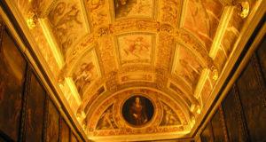Lo Studiolo di Francesco I, Palazzo Vecchio, Firenze, Italia. Author and Copyright Marco Ramerini.