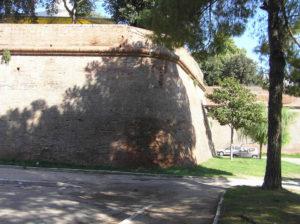Mura rinascimentali, Grosseto. Author and Copyright Marco Ramerini