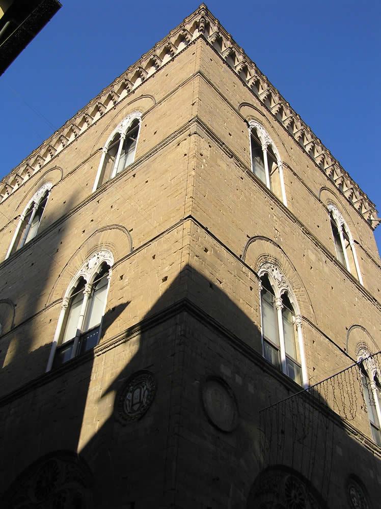Orsanmichele, Firenze, Italia. Author and Copyright Marco Ramerini