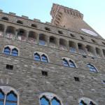 Palazzo Vecchio, Piazza della Signoria, Firenze. Author and Copyright Marco Ramerini.