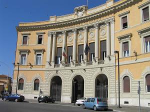 Palazzo del Governo, Grosseto. Author and Copyright Marco Ramerini