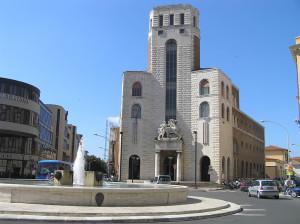 Palazzo delle Poste, Grosseto. Author and Copyright Marco Ramerini