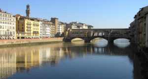 Ponte Vecchio, Florence. Author and Copyright Marco Ramerini