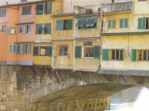 Ponte Vecchio, Firenze, Italia. Author and Copyright Marco Ramerini
