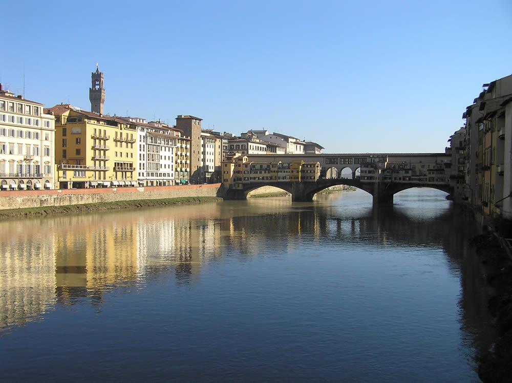 Ponte Vecchio, Florencia, Italia. Autor y Copyright Marco Ramerini