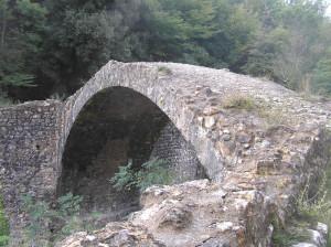 Ponte della Pia, Sovicille, Siena. Author and Copyright Marco Ramerini