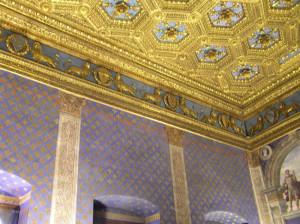 Sala dei Gigli, Palazzo Vecchio, Firenze. Author and Copyright Marco Ramerini