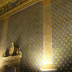 Sala dei Gigli, Palazzo Vecchio, Firenze. Author and Copyright Marco Ramerini.