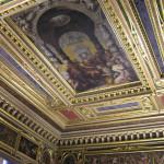 Sala di Ester, Quartiere di Eleonora, Palazzo Vecchio, Firenze, Italia. Author and Copyright Marco Ramerini