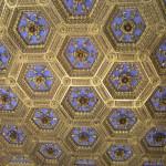 Soffitto, Sala dei Gigli, Palazzo Vecchio, Firenze. Author and Copyright Marco Ramerini