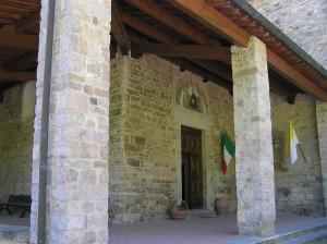 Badia a Coltibuono, Gaiole in Chianti, Siena. Author and Copyright Marco Ramerini,