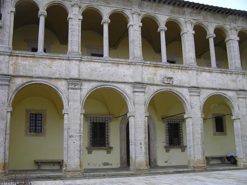 Canonica di San Biagio, Montepulciano, Siena. Author and Copyright ...