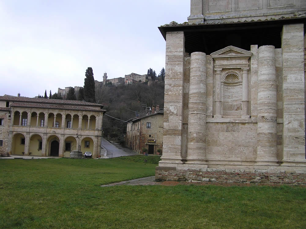 Canonica e Chiesa o Santuario della Madonna di San Biagio ...