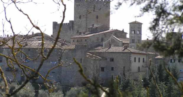 Castellina in Chianti, Siena. Author and Copyright Marco Ramerini