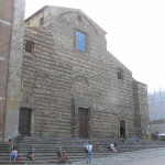 Duomo, Montepulciano, Siena. Author and Copyright Marco Ramerini