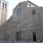 Duomo, Montepulciano, Siena. Author and Copyright Marco Ramerini.