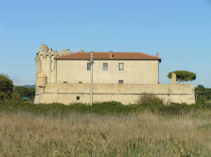 Forte delle Saline, Orbetello, Grosseto. Author and Copyright Marco Ramerini