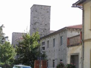 Gaiole in Chianti, Sienne. Auteur et Copyright Marco Ramerini.