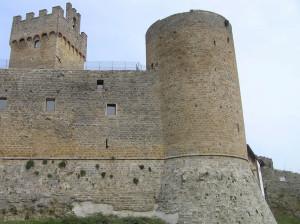 Il Castello di Staggia Senese, Poggibonsi, Siena,. Author and Copyright Marco Ramerini
