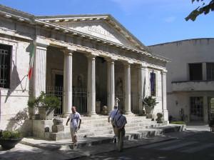 Il Museo Archeologico Nazionale Etrusco, Chiusi, Siena. Autore e Copyright Marco Ramerini