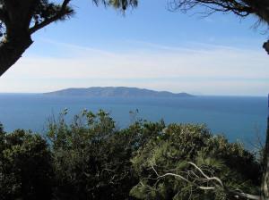 Isola del Giglio, Monte Argentario, Grosseto. Author and Copyright Marco Ramerini