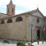 La Chiesa di San Lorenzo, Sarteano, Siena. Author and Copyright Marco Ramerini