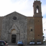 La Chiesa di Santa Maria dei Servi (XIV secolo), Montepulciano, Siena. Author and Copyright Marco Ramerini