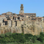 Pitigliano, Grosseto. Author and Copyright Marco Ramerini