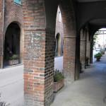 Portici, Paganico. Author and Copyright Marco Ramerini