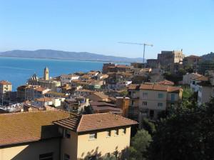 Porto Santo Stefano, Grosseto. Author and Copyright Marco Ramerini