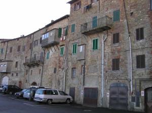 Radicondoli, Siena. Author and Copyright Marco Ramerini..