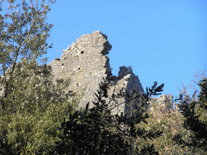 Rocca di Montegrossi, Gaiole in Chianti, Siena. Author and Copyright Marco Ramerini.