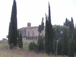 San Lucchese, Poggibonsi, Siena. Author and Copyright Marco Ramerini