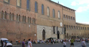 Santa Maria della Scala, Sienne. Auteur et Copyright Marco Ramerini