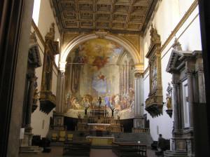 Santissima Annunziata, Santa Maria della Scala, Sienne. Auteur et Copyright Marco Ramerini