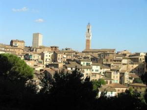 Siena. Autor y Copyright Marco Ramerini