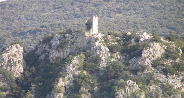 Torre di Castelmarino, Parco della Maremma, Grosseto,. Author and Copyright Marco Ramerini